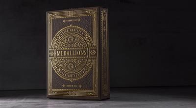 Medallion Playing Cards by theory11