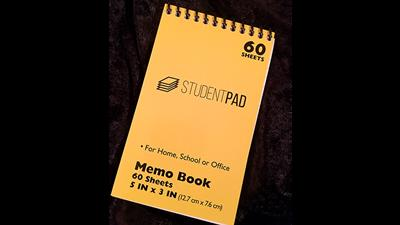 SvenPad® KoD Memo Pad (Yellow, Single) - Trick