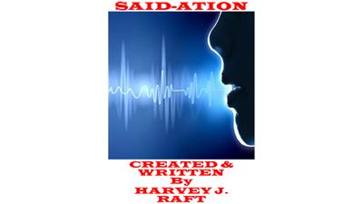 SAID-ATION by Harvey Raft eBook DOWNLOAD