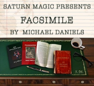 1st and 2nd Edition Facsimile (The Unabridged Book Test) by Michael Daniels