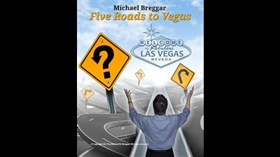 The Five Roads to Vegas by Michael Breggar eBook DOWNLOAD