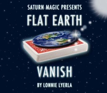 Flat Earth Vanish by Lonnie Lyerla