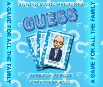 Guess by Kieron Johnson and Mark Traversoni