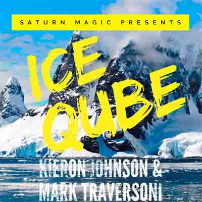 Saturn Magic Presents Ice Qube by Kieron Johnson & Mark Traversoni