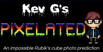 Pixelated by Kev G (online Video Instructions)