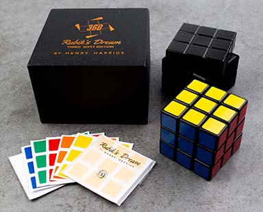 Rubik's Dream 360 2.0 by Henry Harrius RD360