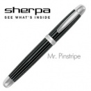 Sherpa Sharpie Cover Mr Pinstripe Posh Sharpie Cover
